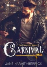 Cover reveal: Carnival ~ Jane Harvey-Berrick
