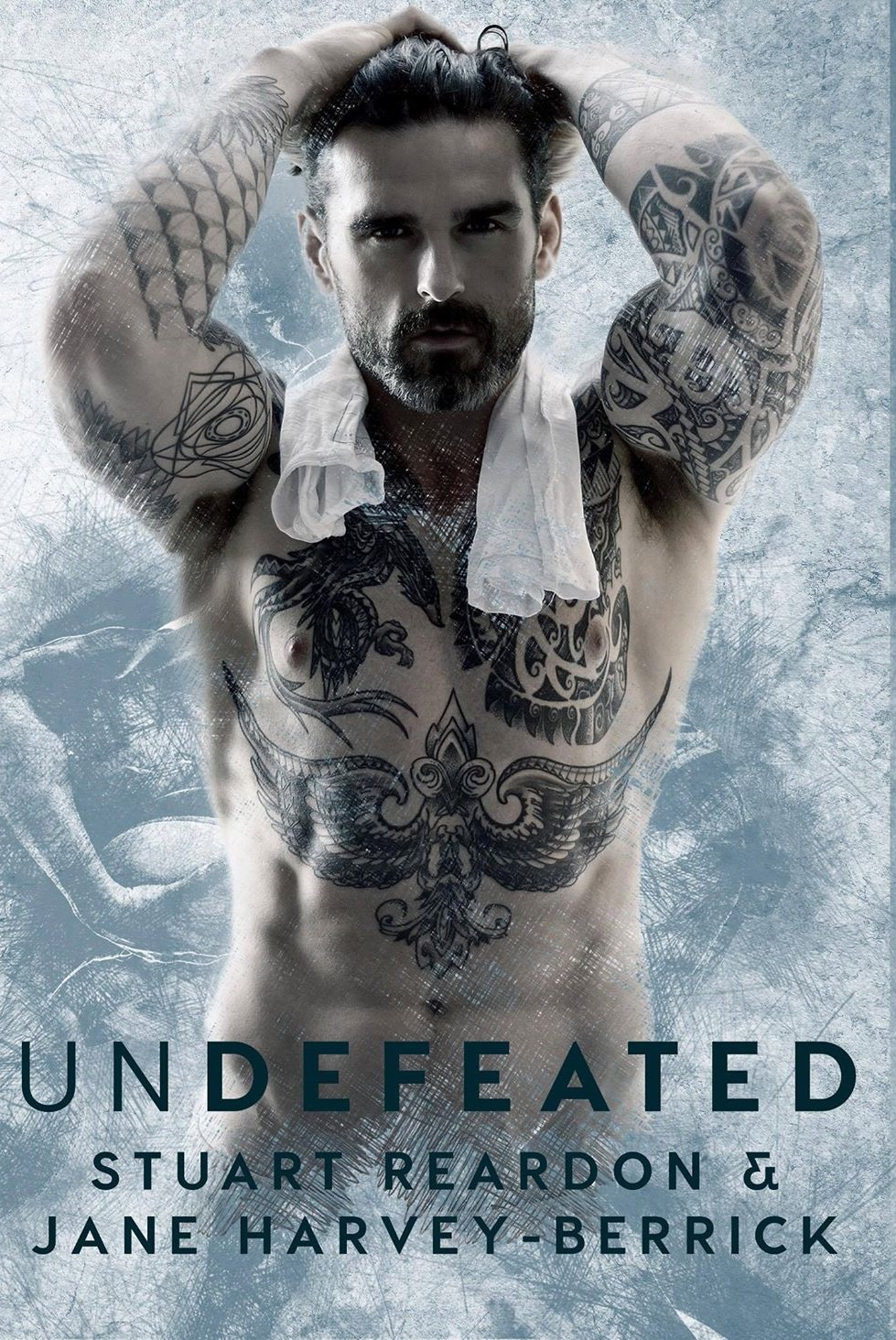 Undefeated by Jane Harvey-Berrick, Stuart Reardon
