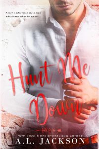 Book review: Hunt Me Down ~ A.L. Jackson