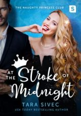 Cover reveal: At The Stroke of Midnight ~ Tara Sivec