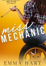 Cover reveal: Miss Mechanic ~ Emma Hart