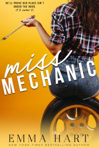 Book review: Miss Mechanic ~ Emma Hart