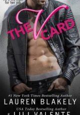 Cover reveal: The V Card ~ Lauren Blakely & Lili Valente