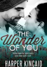 Cover reveal: The Wonder of You ~ Harper Kincaid