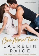 Cover & Blurb reveal: One More Time ~ Laurelin Paige