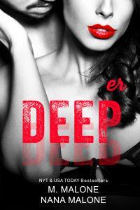 Book review: Deeper ~ M. Malone & Nana Malone