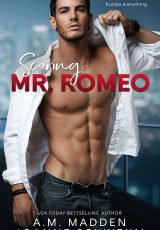 Book review: Scoring Mr. Romeo ~ A.M. Madden & Joanne Schwehm