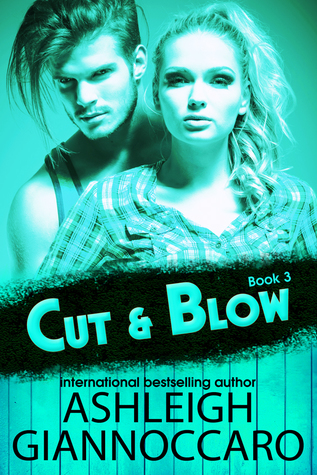 Cut & Blow Book 3 by Ashleigh Giannoccaro