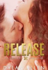 Cover reveal: Release ~ Dylan Allen