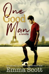Book review: One Good Man ~ Emma Scott
