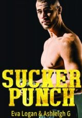 Cover reveal: Sucker Punch ~ Ashleigh G. & Eva Logan