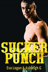 Book review: Sucker Punch ~ Ashleigh G. & Eva Logan