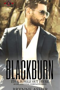 Book review: Blackburn ~ Brynne Asher