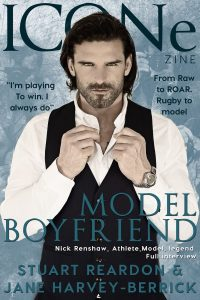 Book review: Model Boyfriend ~ Stuart Reardon & Jane Harvey-Berrick