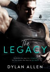 Book review + excerpt: The Legacy ~ Dylan Allen