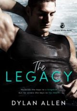 Cover reveal: The Legacy ~ Dylan Allen