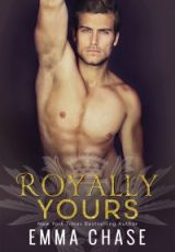 Cover reveal: Royally Yours ~ Emma Chase