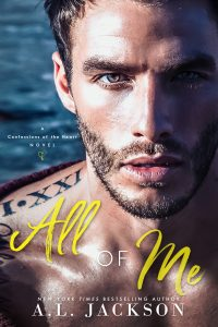 Book review + excerpt: All of Me ~ A.L. Jackson