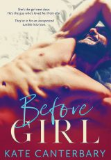 Release blitz: Before Girl ~ Kate Canterbary