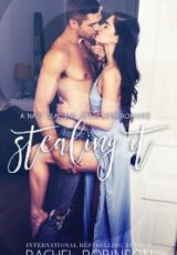 Cover reveal: Stealing It ~ Rachel Robinson