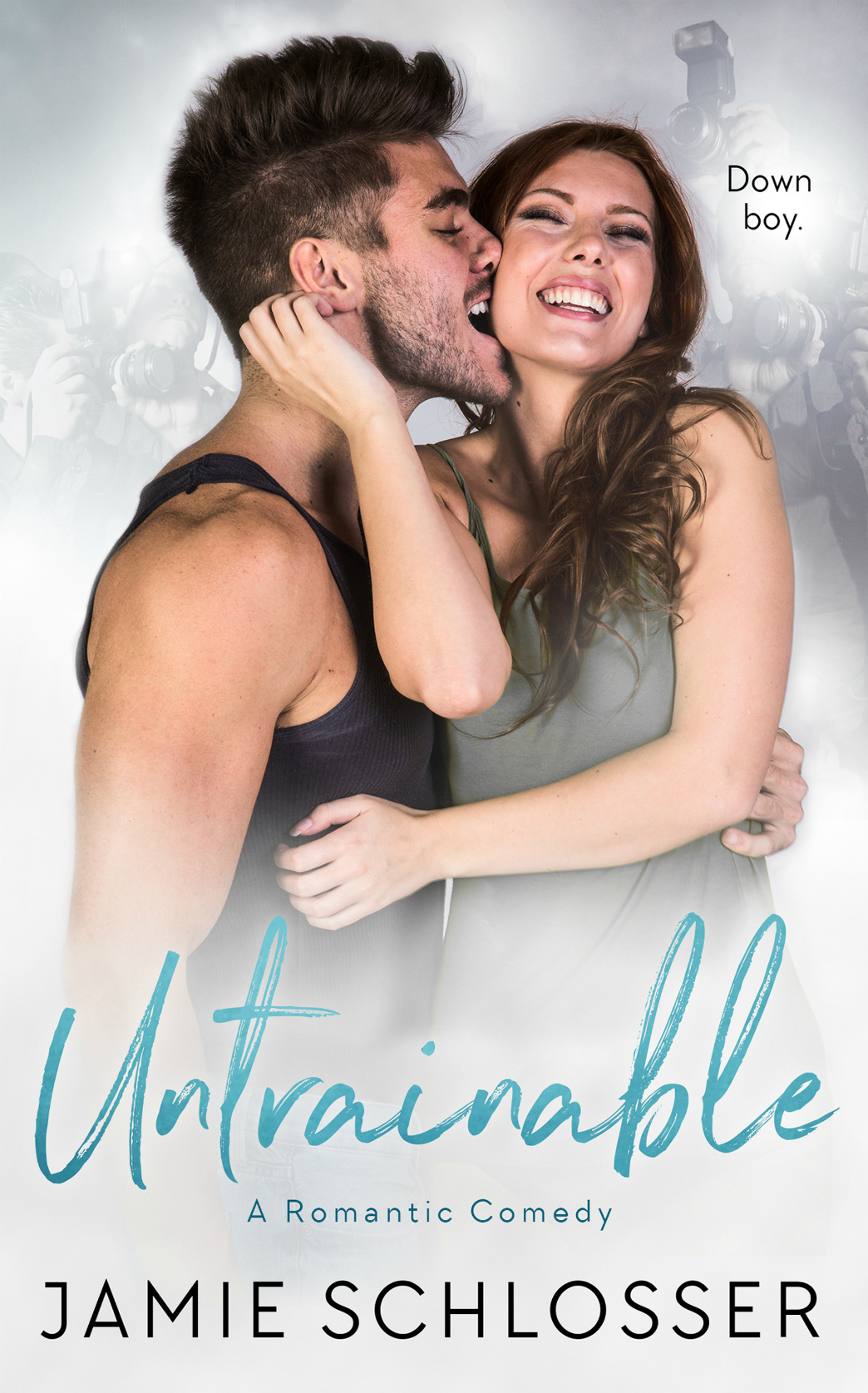 Untrainable by Jamie Schlosser