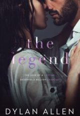 Cover reveal: The Legend ~ Dylan Allen