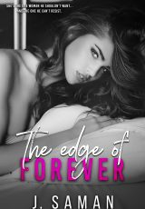 Book review: The Edge of Forever ~ J. Saman