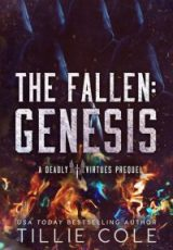 Cover reveal: The Fallen: Genesis ~ Tillie Cole