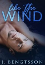 Cover reveal: Like The Wind ~ J. Bengtsson