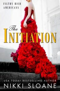 Book review + excerpt: The Initiation ~ Nikki Sloane