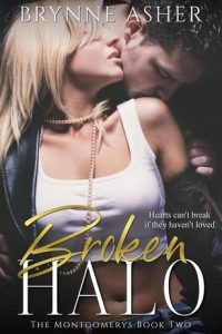 Book review: Broken Halo ~ Brynne Asher