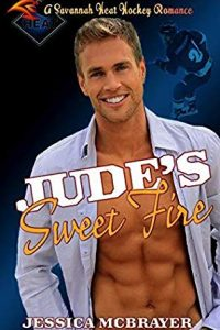 Book review: Jude's Sweet Fire ~ Jessica McBrayer
