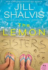 Book review + excerpt: The Lemon Sisters ~ Jill Shalvis