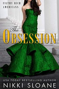 Book review + excerpt: The Obsession ~ Nikki Sloane