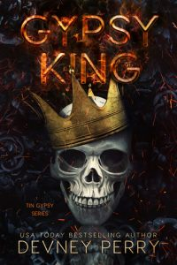 Book review: Gypsy King ~ Devney Perry
