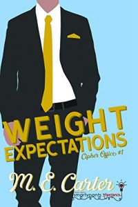 Book review: Weight Expectations ~ M.E. Carter