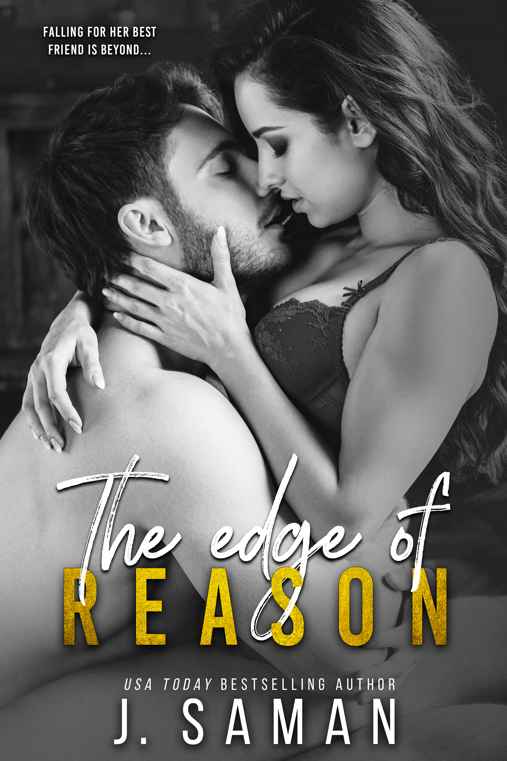 The Edge of Reason by J. Saman