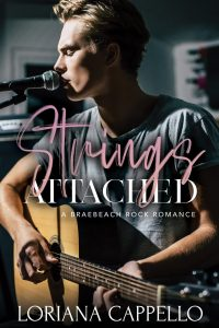Book review: Strings Attached ~ Loriana Cappello