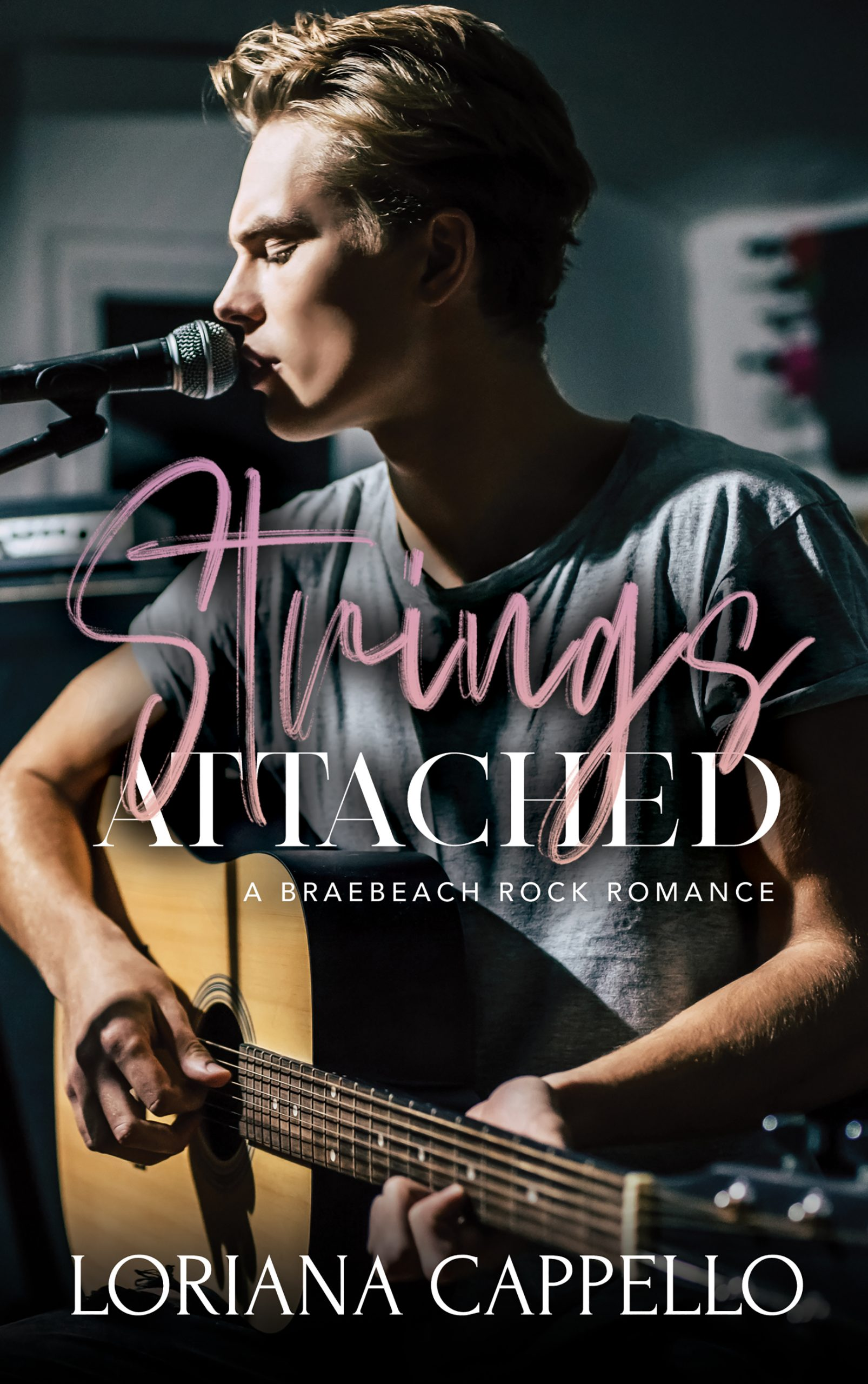 Strings Attached by Loriana Cappello